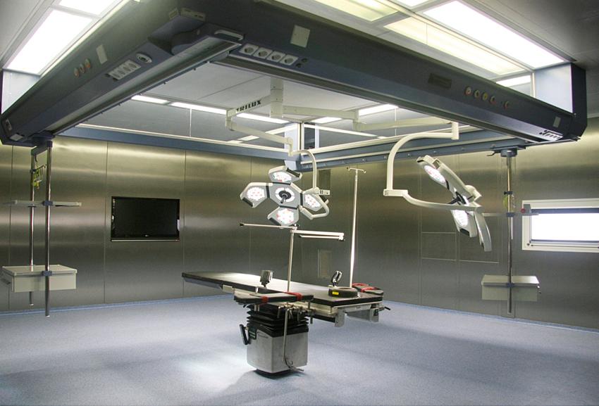 Medglas 174 Ceiling Medik Hospital Design Gmbh Medik