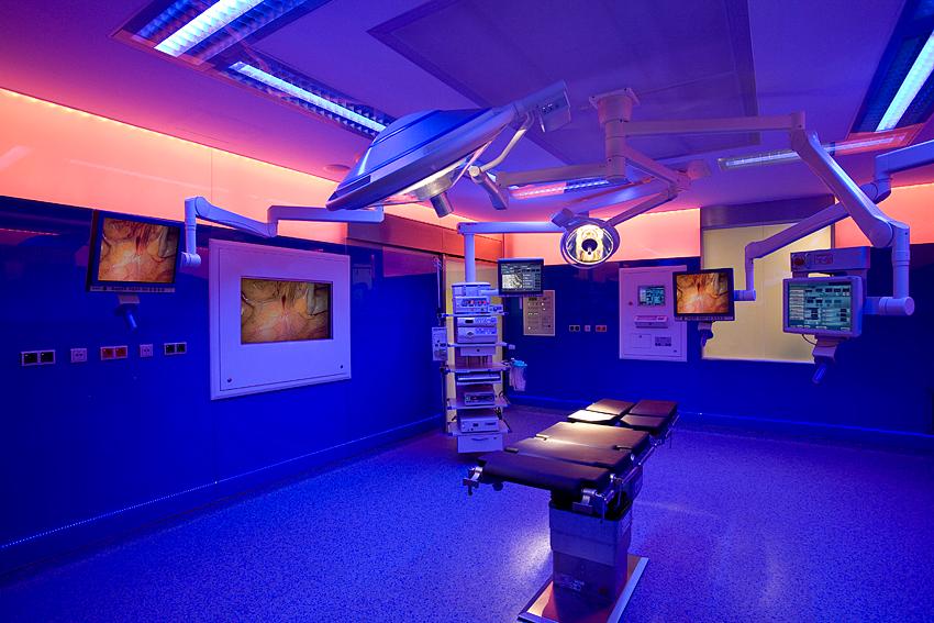 Amalie Sieveking Krankenhaus Hamburg - MEDIK Hospital Design ...